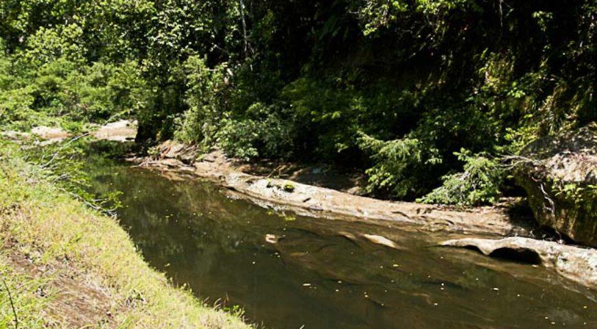 Agua-Negra-Fluss