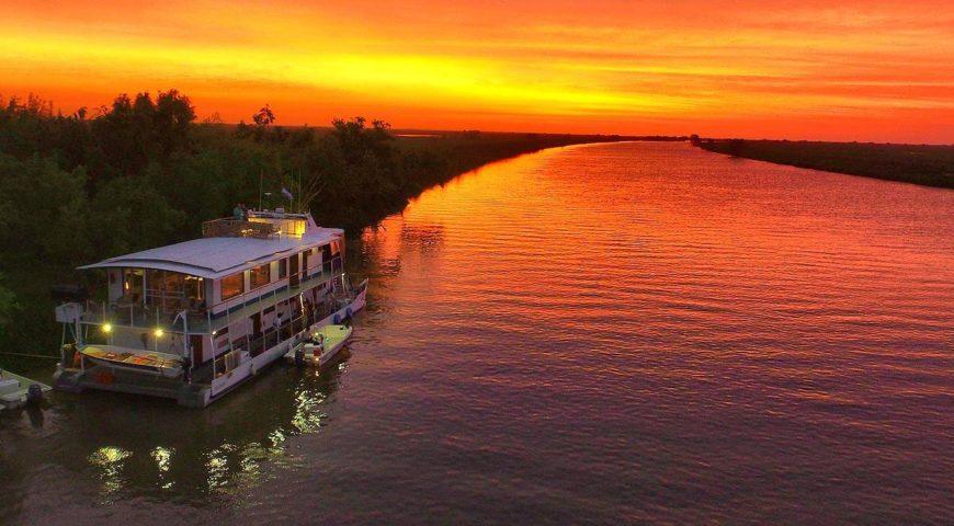 Argentinien-Dorado-Cruiser-Schiff