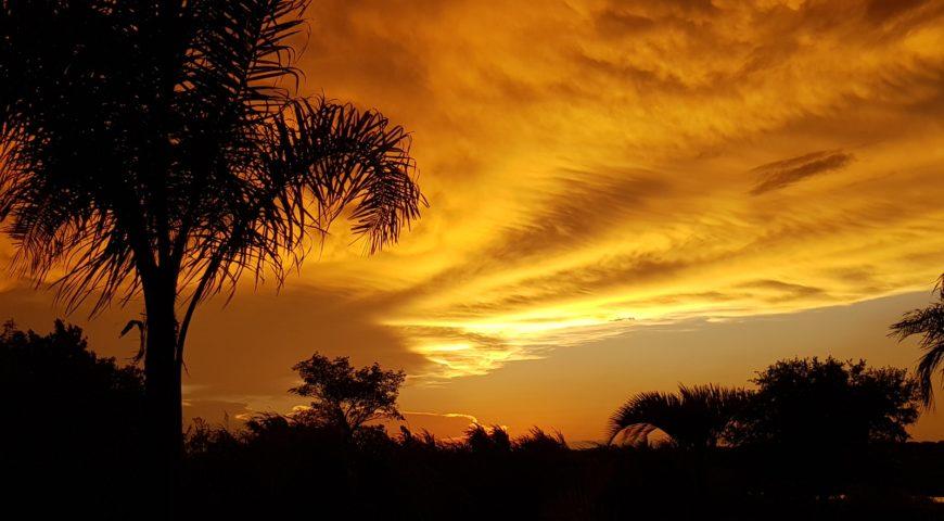 Argentinien-Dorado-Cua-Lodge-Gallerie-Sunset