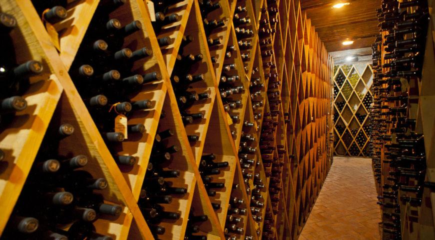 Argentinien-Estancia-Maria-Behety-Gallerie-Weinkeller