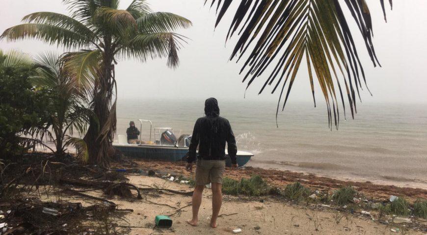Espiritu-Santo-Bay-Lodge-Oktober-2019-Regen