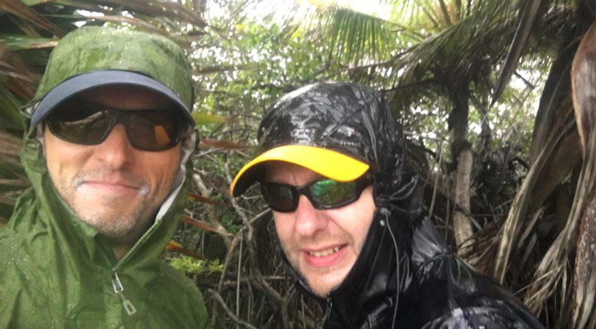 Espiritu-Santo-Bay-Lodge-Oktober-2019-Regen-Palmen