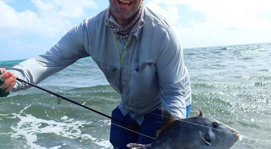 Espiritu-Santo-Bay-Lodge-Oktober-2019-Triggerfish