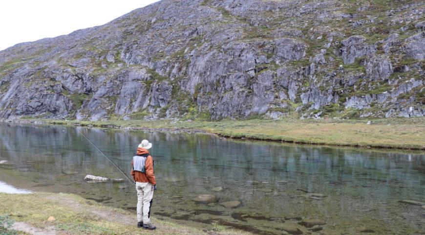 Grönland-Secret-River-Camp-Aquarium
