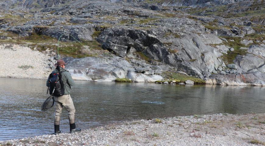 Grönland-Secret-River-Camp-Drill