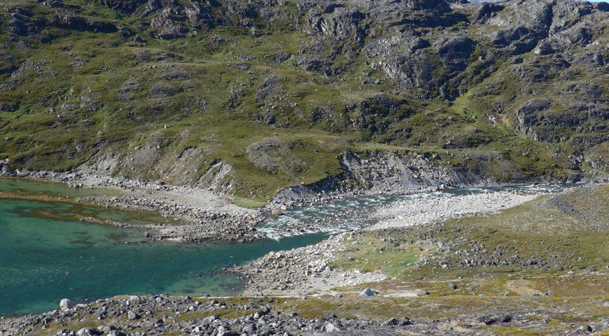 Grönland-Secret-River-Camp-Fluss