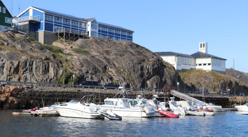 Grönland-Secret-River-Camp-Hotel