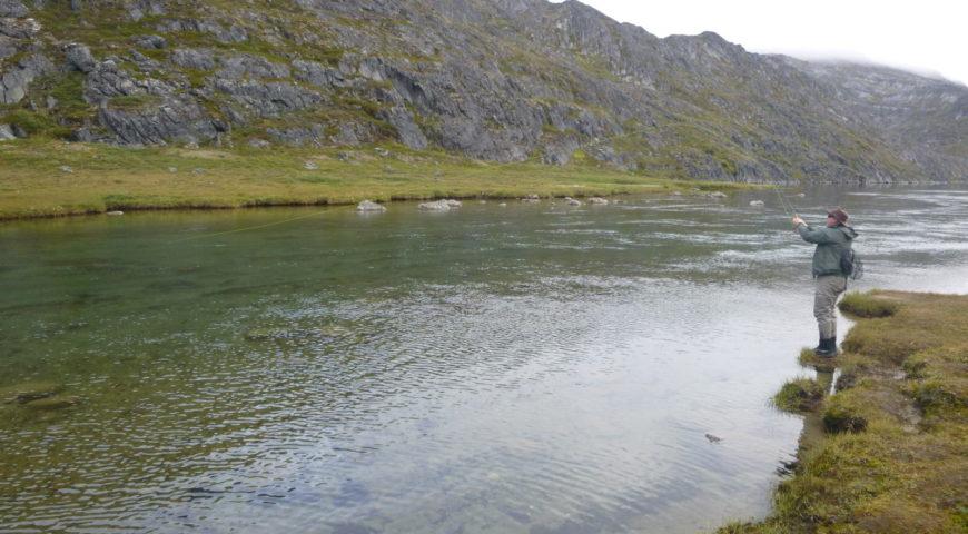 Grönland-Secret-River-Camp-Run