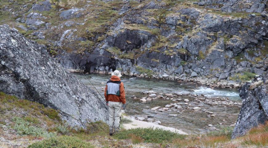 Grönland-Secret-River-Camp-Spotting