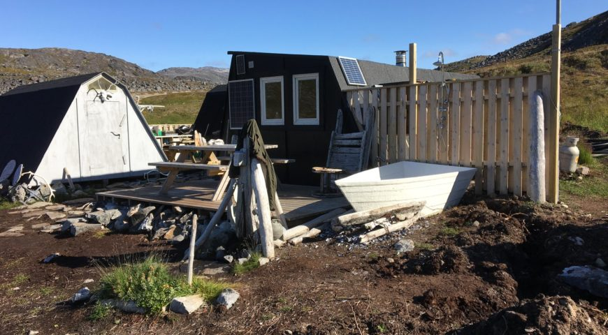 Grönland-Secret-River-Camp-Tub