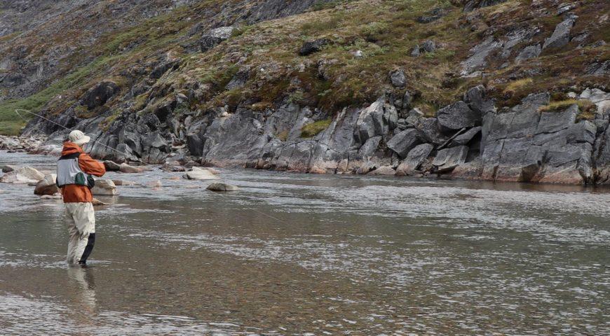 Grönland-Secret-River-Gerät-Drill