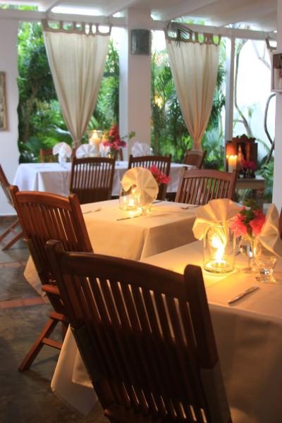 Dinner in Posada