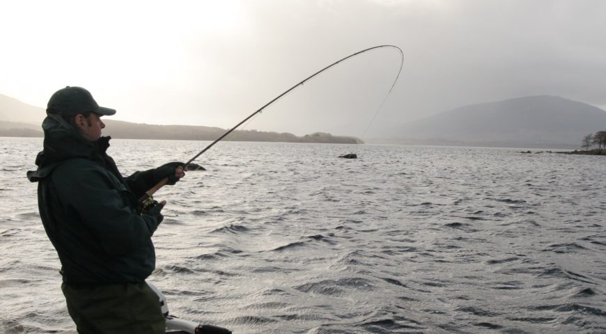 Irland-Lough-Hecht-Forelle-Lough