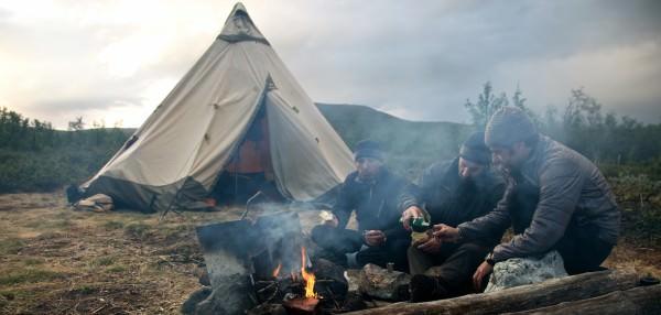 Camplife mit Lavvu
