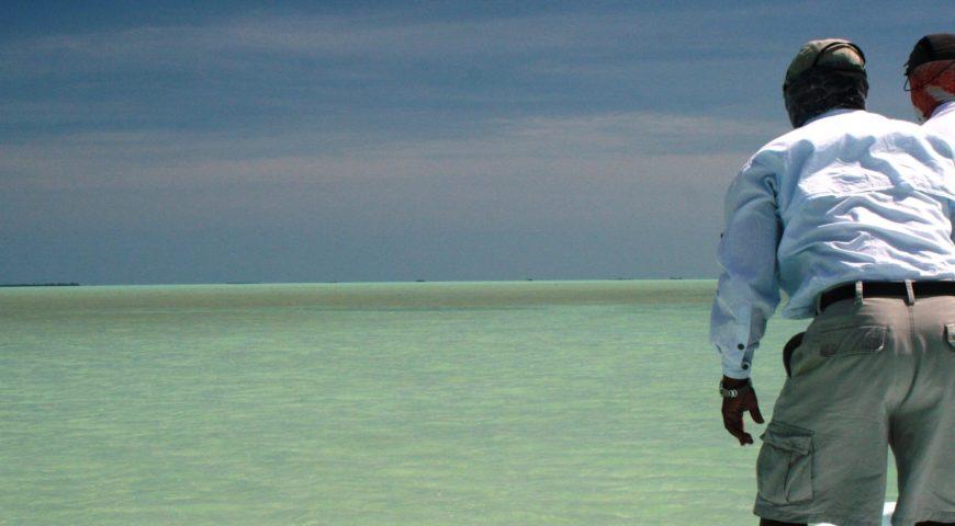 Mexiko-Punta-Allen-Fishing-Club-Meer