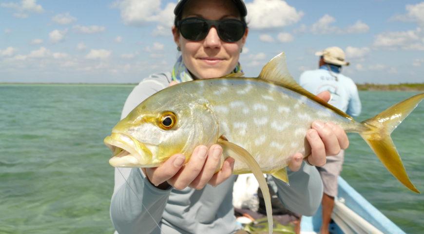 Mexiko-Punta-Allen-Fishing-Club-Snapper-Beifang