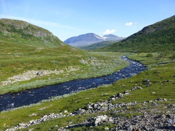 Lapplands Weite