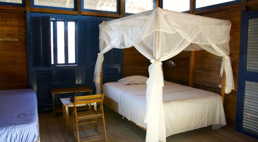 Pirarucu-Zimmer