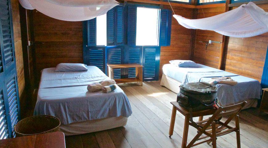 Pirarucu-Zimmer-Betten