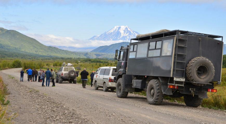Russland-Kamchatka-Icha-River-Camp-Anreise