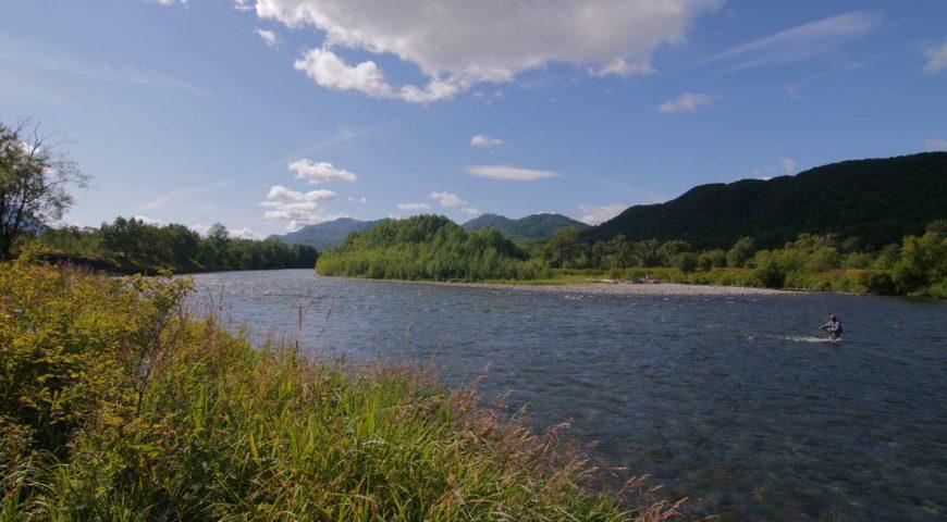 Russland-Kamchatka-Icha-River-Camp-Icha-Fischen