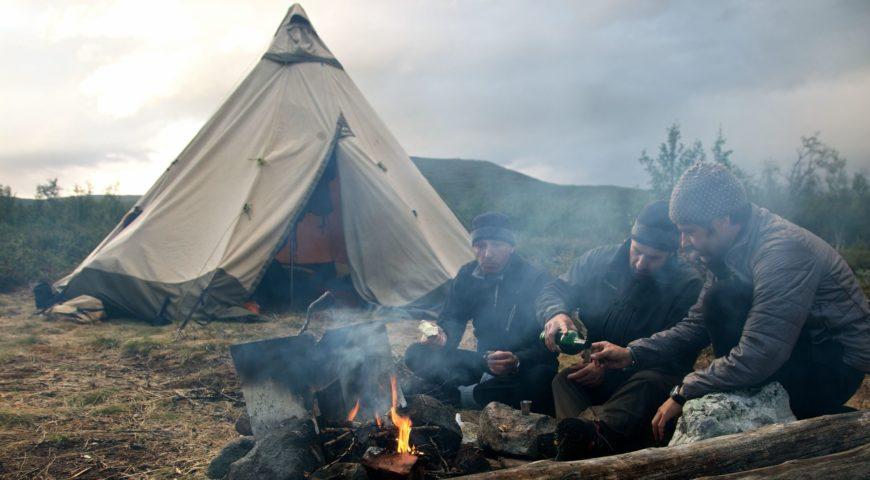 Schweden-Lappland-Guided