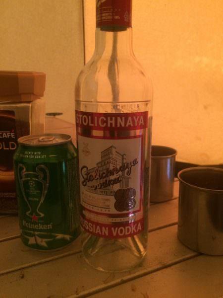 Tolichnaya Vodka