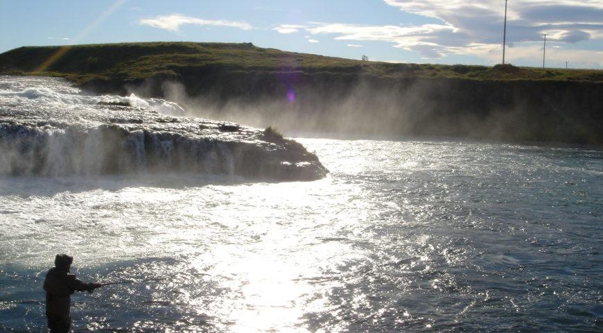 West-Ranga-Wasserfall