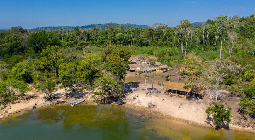 Xingu-Camp