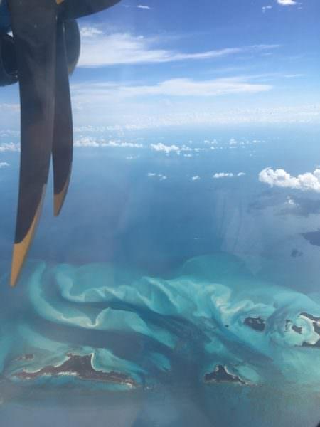 Die Bahamas!
