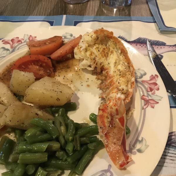 Mit Lobster