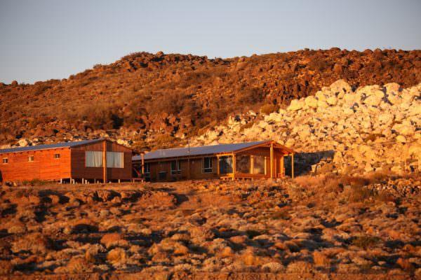 Jurassic Lake Lodge, Patagonien, Argentinien