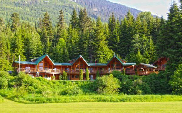 Ihre Lodge