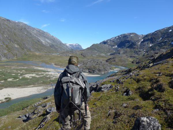 Der Fluss und das Tal